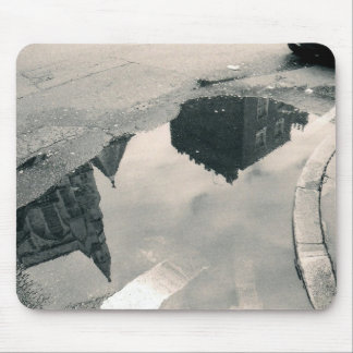 Reflection Photo Design Mouse Pad