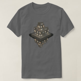 Reflections 01 Architecture concept art T-Shirt