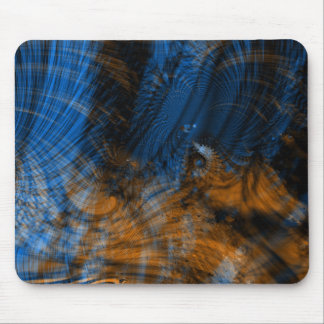 Reflections Fractal Mouse Pad