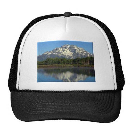 Reflections Grand Tetons Hat