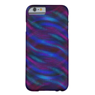 Reflections in Blue iPhone Case