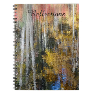 Reflections in Color Notebook