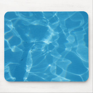 reflections in the pool mouse pad