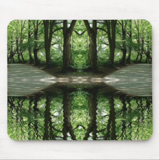 Reflections in the Woods Mousepad