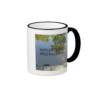 Reflections (in water) coffee mugs