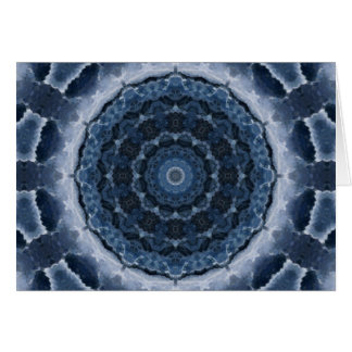 Reflections Kaleidoscope Greeting Card