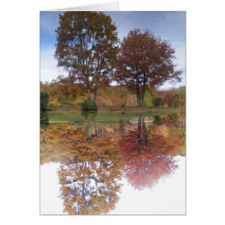 Reflections Note Card