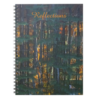 Reflections of an Autumn Mind Notebook
