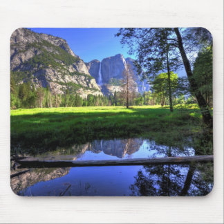 Reflections of Falls Mouse Pad