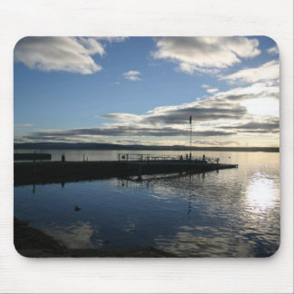 Reflections of Findhorn Mouse Pad