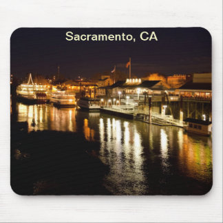 Reflections of good times collection mouse pad