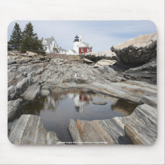 Reflections of Pemaquid 1 Mouse Pad