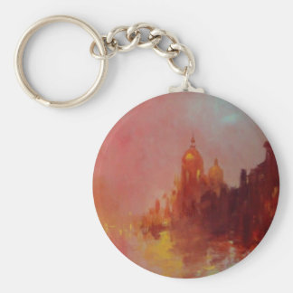 Reflections of Venice Key Chain