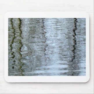 Reflections on the ice mousepads