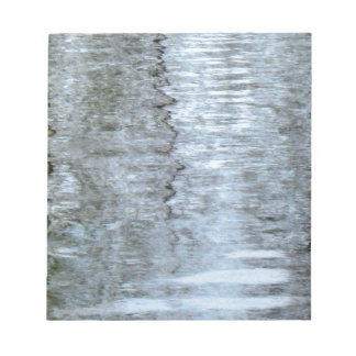 Reflections on the ice notepad