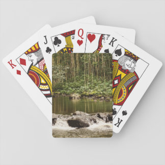 Reflections on the Water Playing Cards