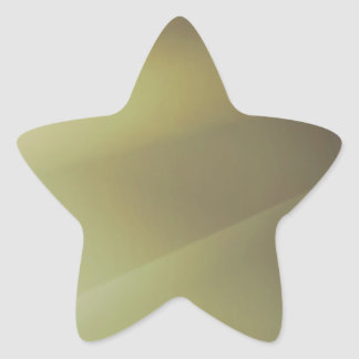 Reflections Star Sticker