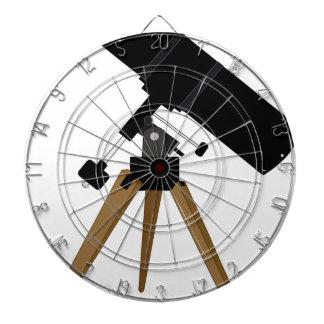 Reflector Telescope Dartboard