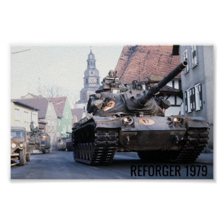 Reforger 1979 Poster