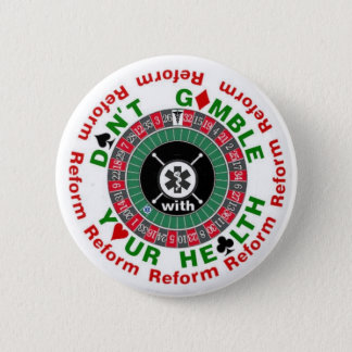 Reform Healthcare 6 Cm Round Badge