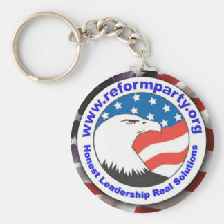 Reform Party Eagle 3 Key Ring