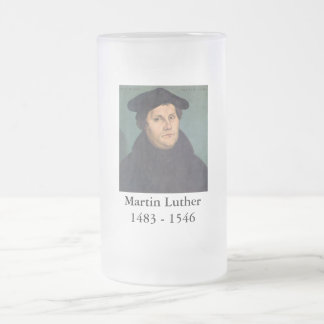 Reformation Heroes Beer Mug (Luther)