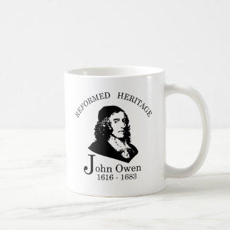 Reformed Heritage Collection John Owen Coffee Mug