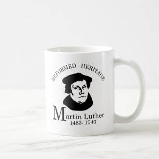 Reformed Heritage Collection Martin Luther Coffee Mug