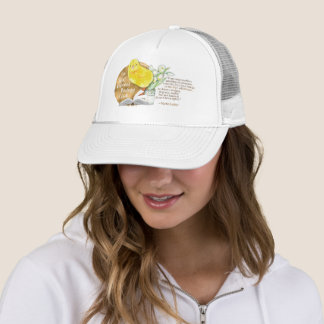 """""""Reformed Theology Chick"""" Christian Women's Cap"""