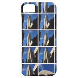 Refraction of 30 Rockefeller Center for IPhone iPhone 5 Covers