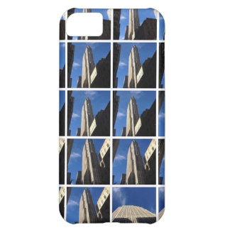 Refraction of 30 Rockefeller Center for IPhone iPhone 5C Case
