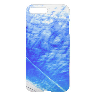 Refreshing cute blue sky* Balance of the blue sky iPhone 7 Plus Case