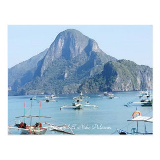 Refreshing El Nido, Philippine Postcard