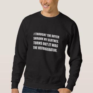 Refrigerator Shrank Clothes Sweatshirt