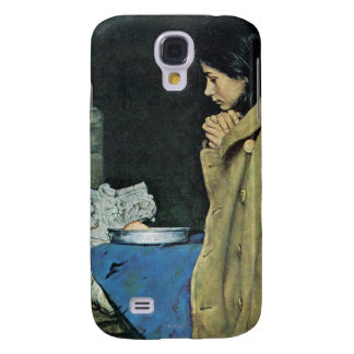Refugee Thanksgiving Galaxy S4 Cover