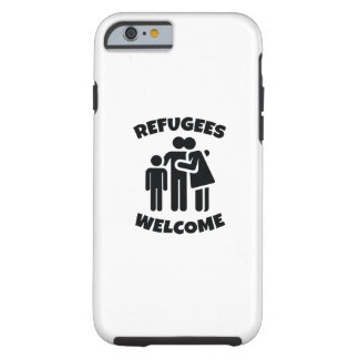Refugees Welcome Tough iPhone 6 Case