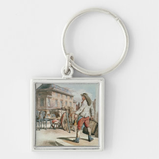 Refuse Collector Key Chains