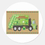 Refuse Truck Sticker
