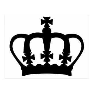 Regal Crown Post Card