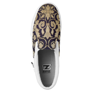 Regal Designed Slip-On Sneakers