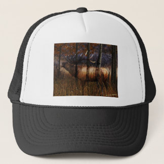 Regal Elk Trucker Hat