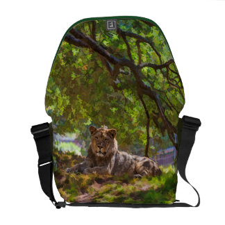 REGAL LION COMMUTER BAGS