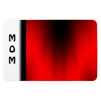 Regal Red Splash Magnet
