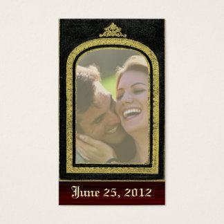 Regal ~ Save The Date Cards Photo Insert