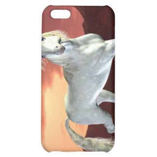 Regal Unicorn iPhone Case Cover For iPhone 5C