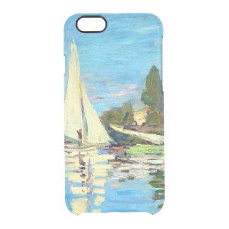 Regatta At Argenteuil, Claude Monet Clear iPhone 6/6S Case