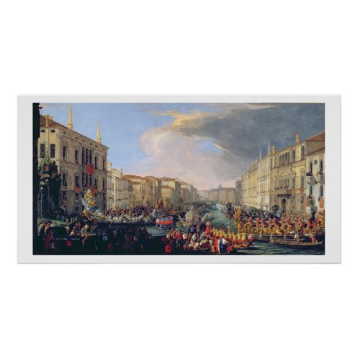 Regatta Held in Honour of Frederick VI of Denmark Posters
