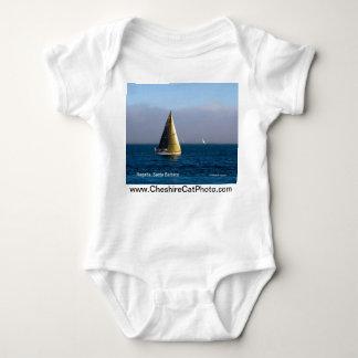 Regatta, Santa Barbara California Products Baby Bodysuit