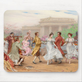 Regency Dancers Mousepad