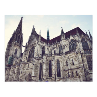Regensburg dome post cards